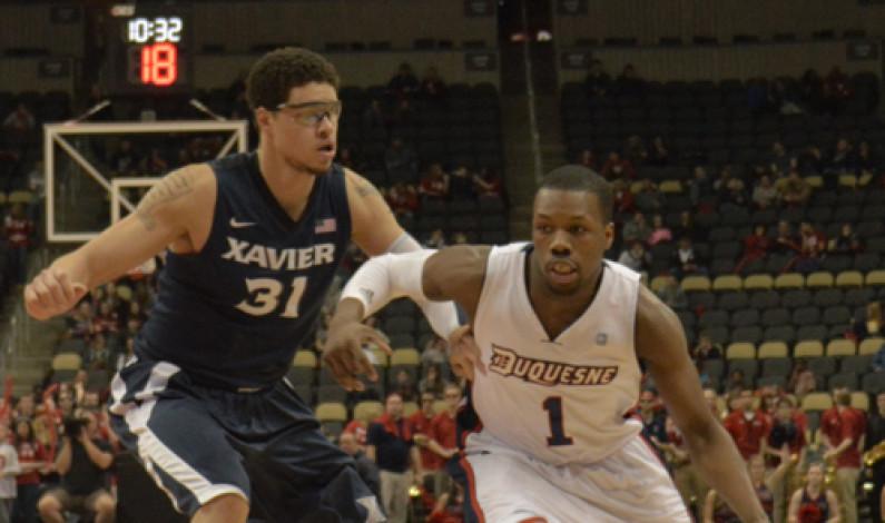 Duquesne men's basketball trending downward
