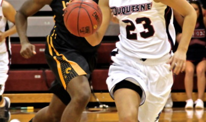 Duquesne women's basketball topples VCU Rams in first round of A-10 Championship