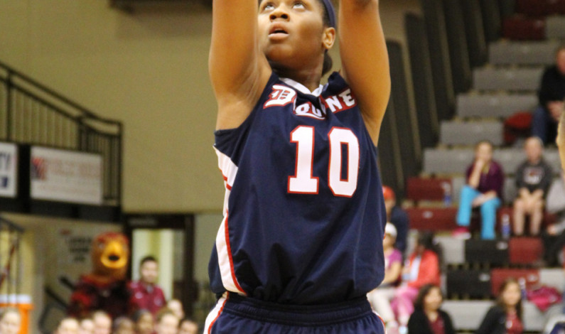 Duquesne women's basketball shows strength, but not enough
