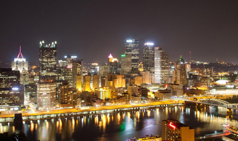 Downtown Pittsburgh continues to develop economically