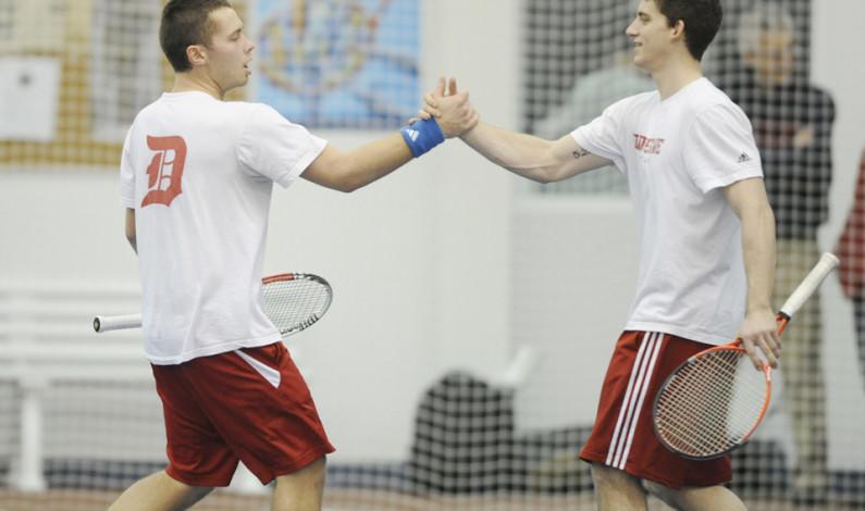 Spring sports prepare for Atlantic-10 tournaments
