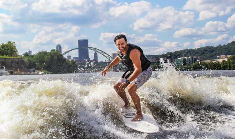 Hang Ten, Three Rivers: Surf Pittsburgh gives city new experience