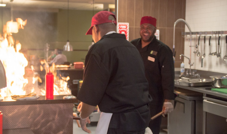 University partners with Parkhurst Dining