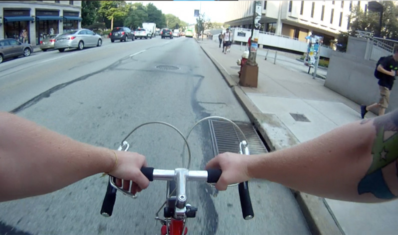 A wild ride: Biking unsafe areas of the Burgh