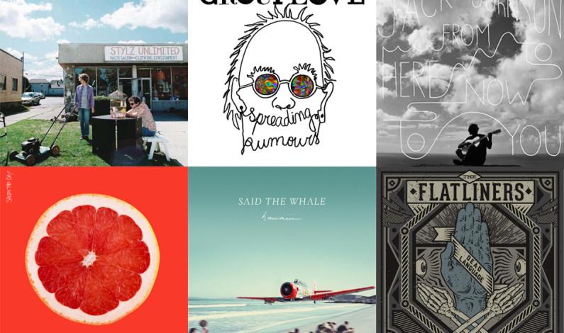New album roundup, September 17
