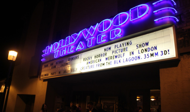 The Hollywood Theater: more than movies