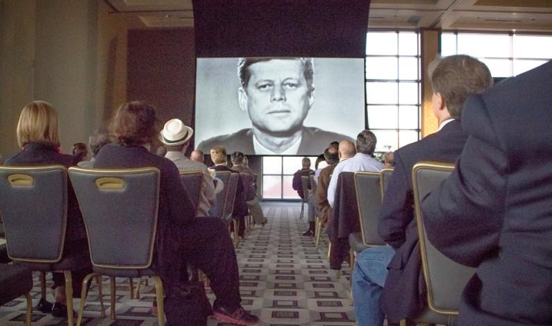 Experts say JFK killed by multiple gunmen