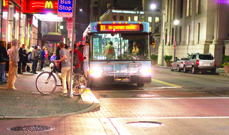 BRT system to link city to Oakland
