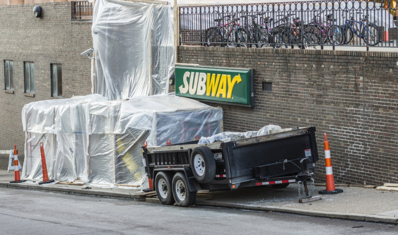 Subway to reopen in coming weeks