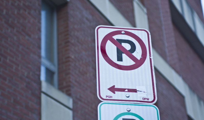 Peduto orders changes to city parking