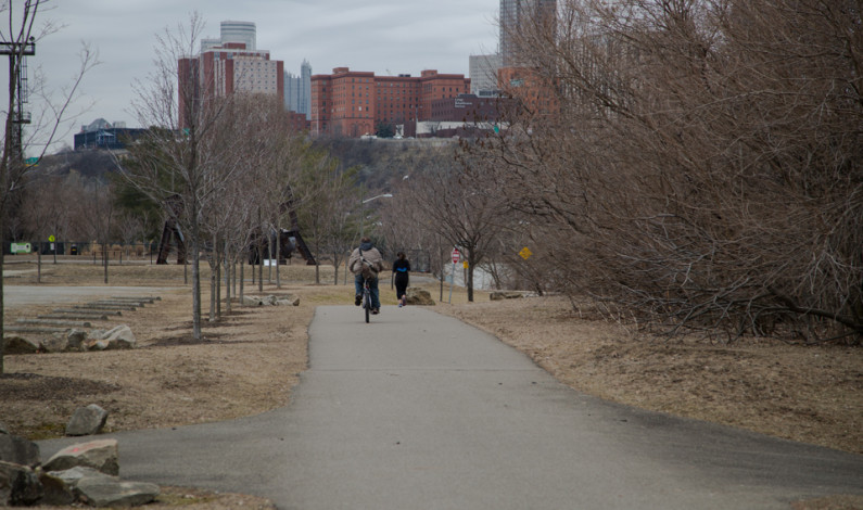 Trail set to expand as warm weather nears
