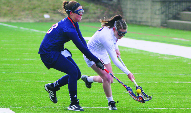 For lacrosse, winning conference is sole objective