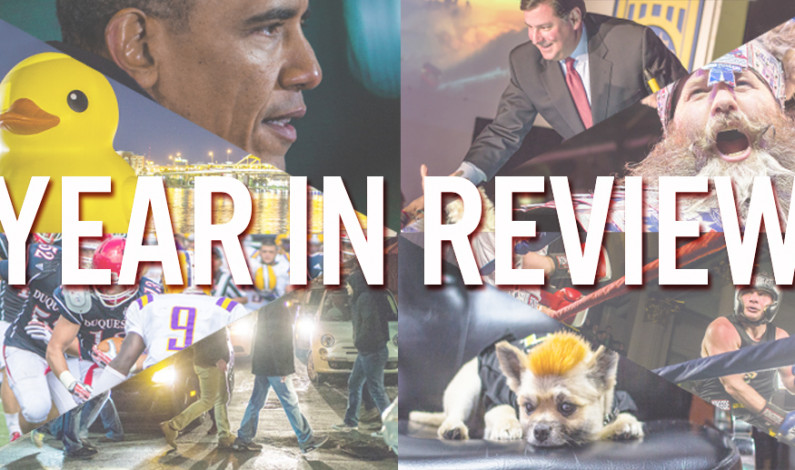 Our Year in News: A Look Back