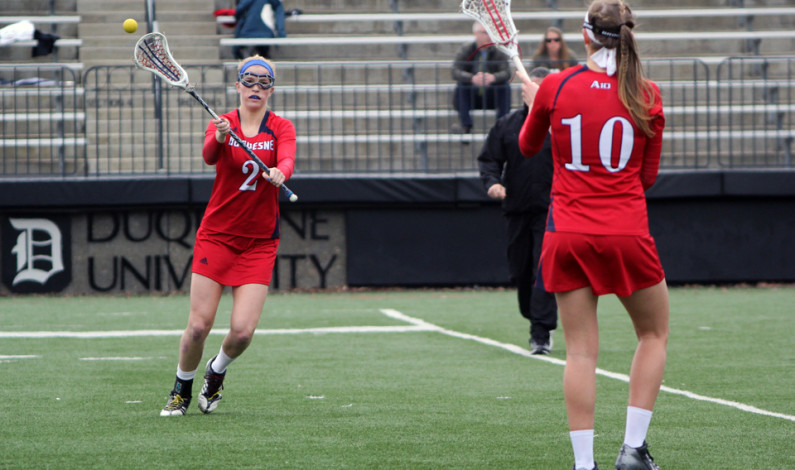 Lacrosse picks up eighth straight win