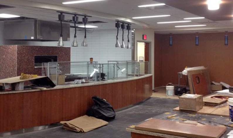 DU gets summer construction overhaul