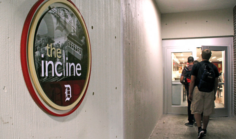 Incline opens with new selections, design