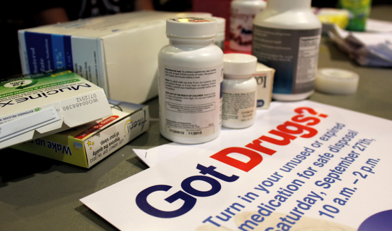 DU collects unused meds for disposal