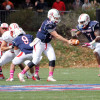 Dukes fall to Sacred Heart late in fourth quarter