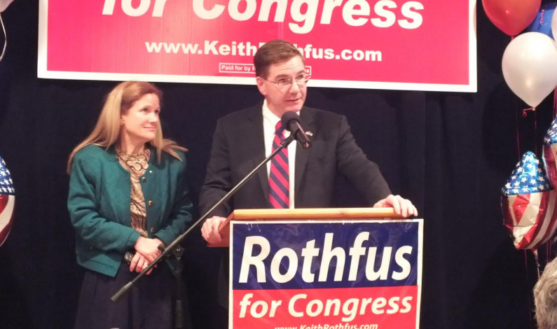 After GOP rout, Rothfus looks to future