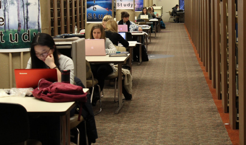 The Final Countdown: Campus stress builds as exams draw near