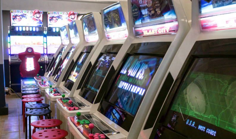 Insert Token to Begin: South Side scores new arcade