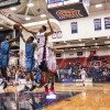 Men's basketball falls to URI in final seconds of game