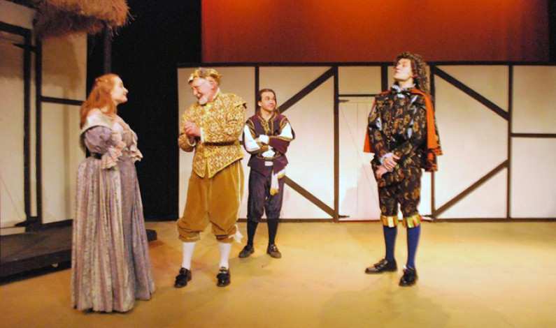 Red Masquers' latest production laughs at renaissance