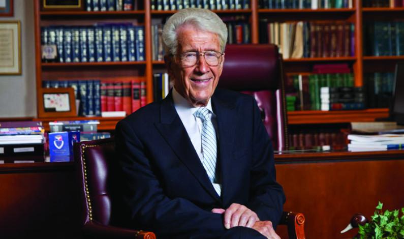Former president Murray dies at 82