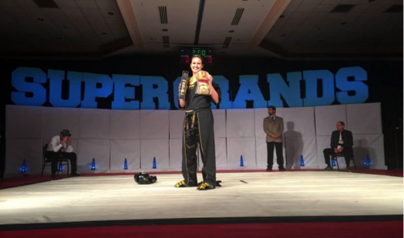 Law student succeeds at Sport Karate World Games