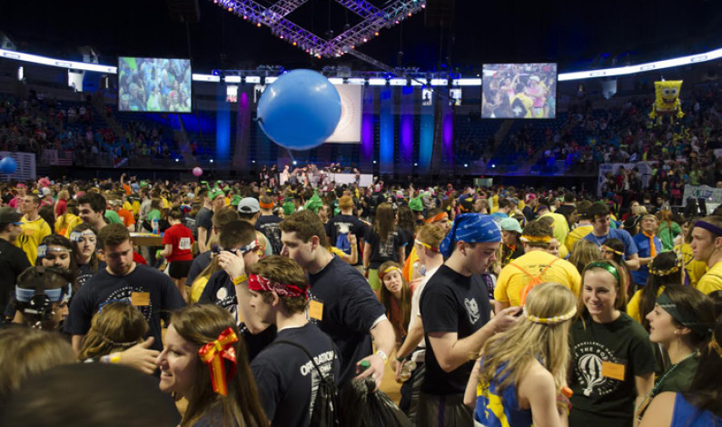 New club will bring THON to DU