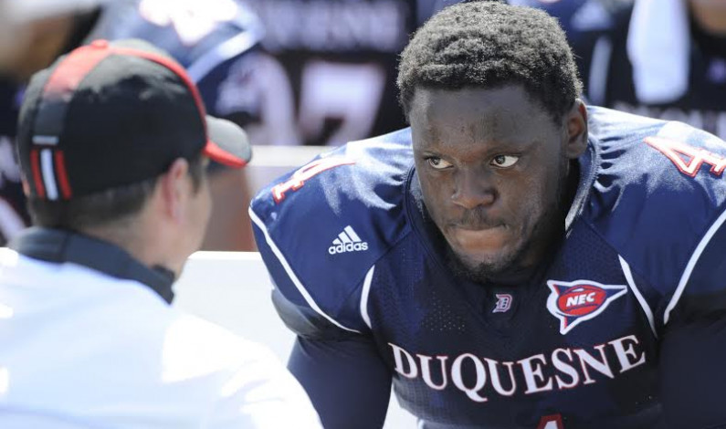 Duquesne football safety Chris Johnson found dead