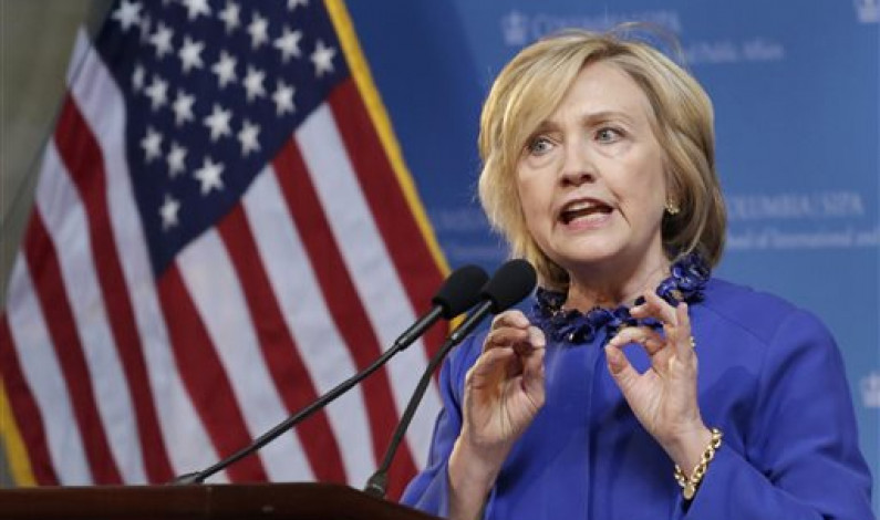 Clinton, Rubio lead charge of early '16 candidates