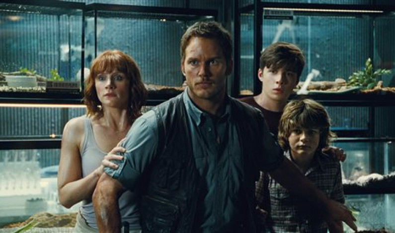 New Jurassic Park puts dry spin on fresh series