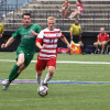Men's soccer falls to Marshall 1-0