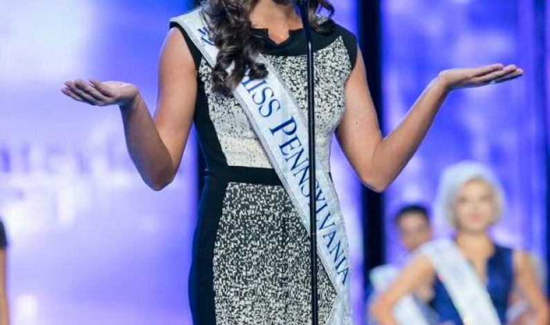 Duquesne grad competes in Miss America