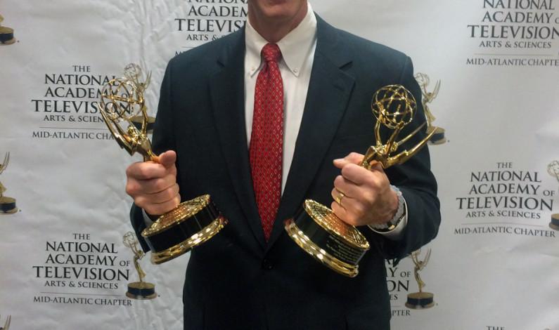 Prof. John Pollock on winning Emmys for promoting sleep