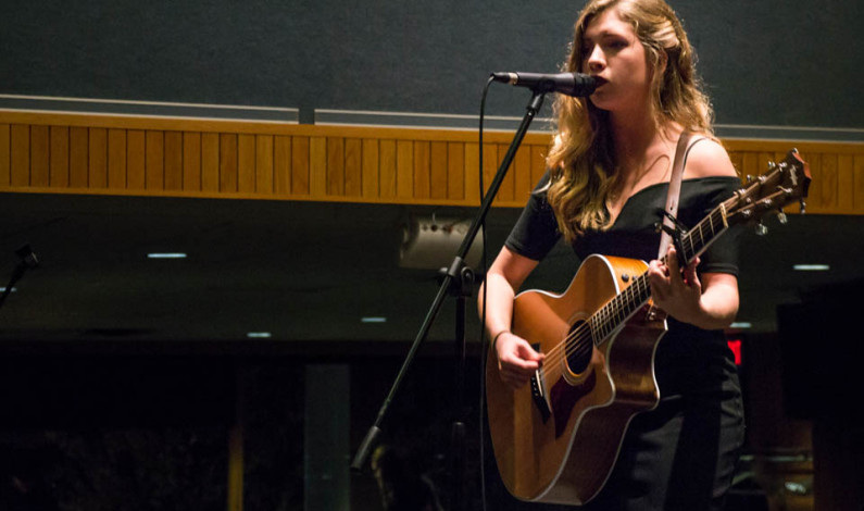 Duquesne families impress at talent show