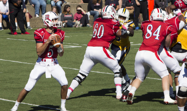 Football tops Alderson-Broaddus 53-18 for fifth-straight homecoming win