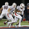 Douglas runs for 172 yards in Dukes' win over RMU