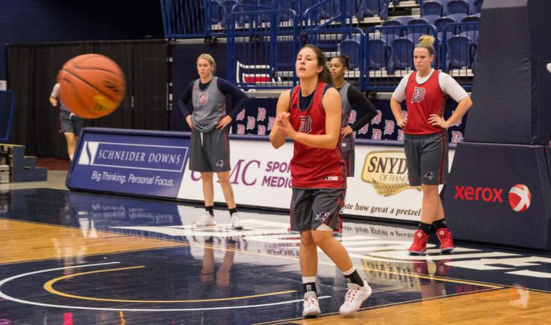 Robinson, Dukes eye berth in NCAA tourney