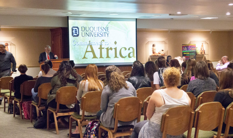 Inaugural Africa Week crosses borders