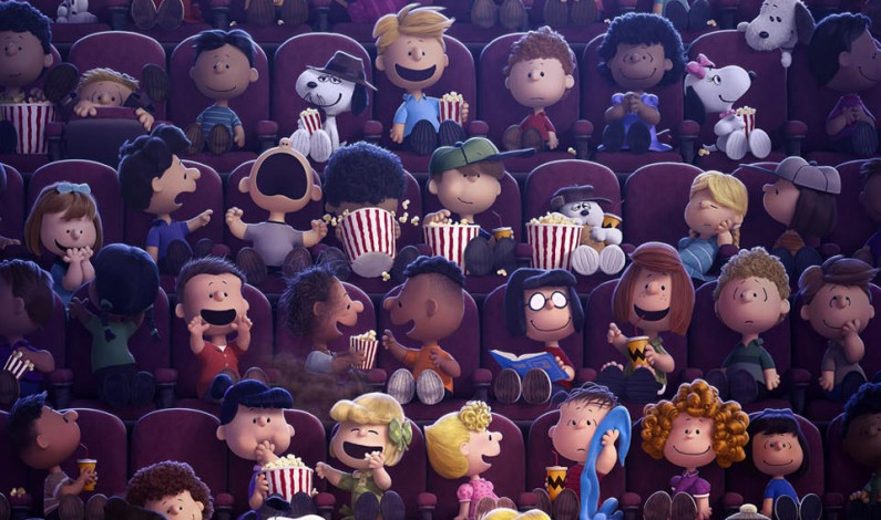 'Peanuts' film aims jokes towards comic readers