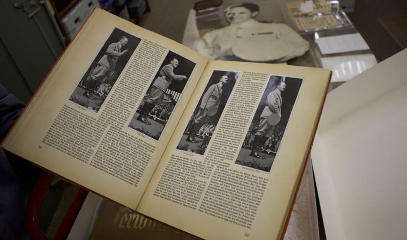 From Pittsburgh to Pompeii: The Duquesne Archives