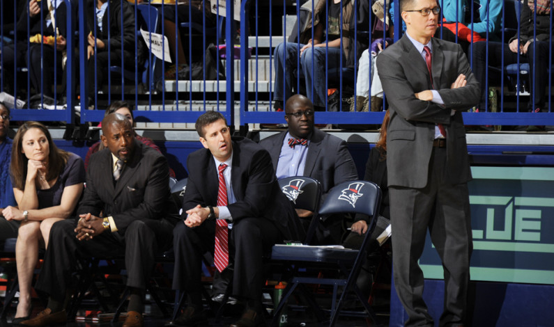 The Coach's Corner with Jim Ferry and Dan Burt
