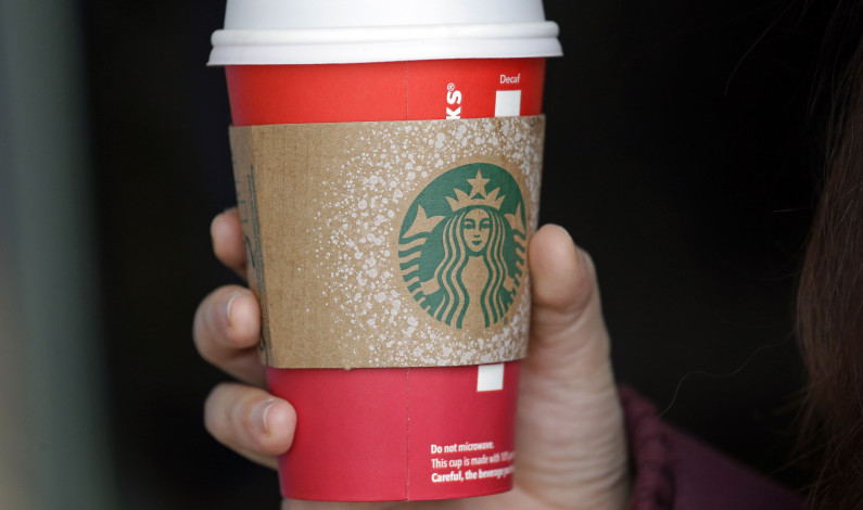 Starbucks red cups cause Christmas controversy