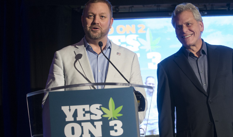 Pros, cons abound in pot debate