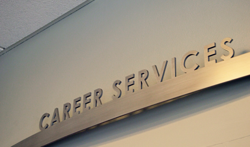 Career Services offers expert advice