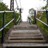South Side steps pose icy winter danger