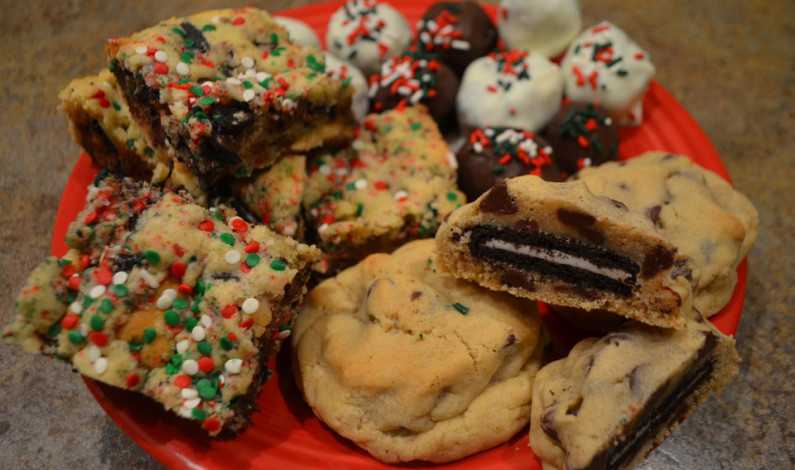 Have yourself a cookie-filled Christmas
