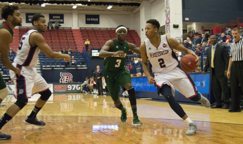 Men's hoops improves record to 6-1 with win over MVSU